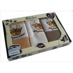 Набор полотенец кухонных COFFEE 102 45х70