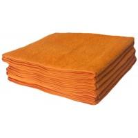 Полотенце отельное Varol Оранжевое 40х70, , 60.00 грн., 3305, Лотус, Полотенца