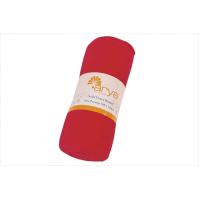 "Плед флисовый ""Красный"" 160х220, , 350.00 грн., m010279, Arya, Пледы"