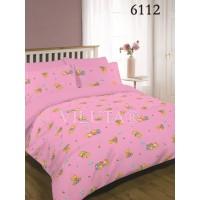 """Комплект Viluta """"6112 розовый"""" детский, , 220.00 грн., 000000720, Вилюта, Детское (в кроватку)"""