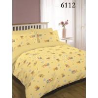 """Комплект Viluta """"6112 желтый"""" детский, , 220.00 грн., CB0001903, Вилюта, Детское (в кроватку)"""